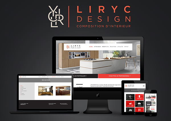Site Liryc Design